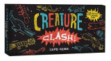 Omslag - Creature Clash! Mix and Match Coloring Book