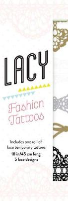 Lacy Fashion Tattoos av Chronicle Books (Andre varer)