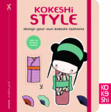 Omslag - Kokeshi Style: Design Your Own Kokeshi Fashions