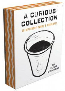 Curious Collection Notes av Hugo Guinness (Postkort)