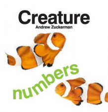 Creature Numbers (Pappbok)