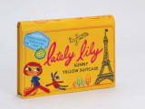 Omslag - Lately Lily Sunny Yellow Suitcase