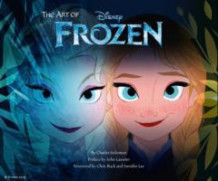 Art of Frozen av Charles Solomon (Innbundet)