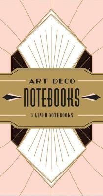 Art Deco Notebooks (Notatblokk)