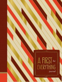 A First for Everything Journal (Minnebok)
