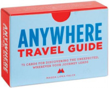 Anywhere: A Travel Guide av Magda Lipka Falck (Undervisningskort)