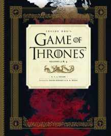 Inside HBO's Game of Thrones: Book 2 av C a Taylor (Innbundet)