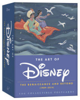 Omslag - The Art of Disney
