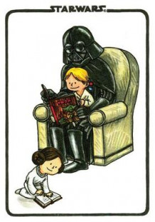 Darth Vader and Son Flexi Journal (Notatblokk)