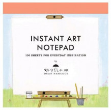 Instant Art Notepad (Minnebok)