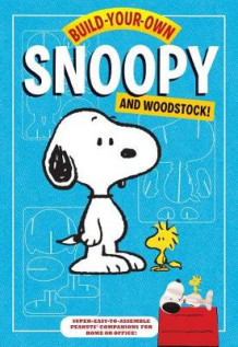 Build-your-own Snoopy and Woodstock! av Chronicle Books (Eske)