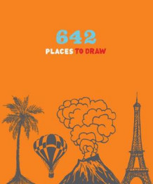 642 Places to Draw av Chronicle Books (Minnebok)