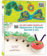 Omslag - The Very Hungry Caterpillar Cookbook and Cookie Cutters Kit