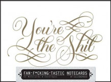 Fan-f*Cking-tastic Notecards (Postkort)