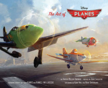 The Art of Planes av Tracey Miller-Zarneke (Innbundet)