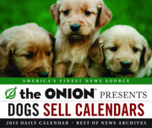 2015 Daily Calendar av The Onion (Kalender)