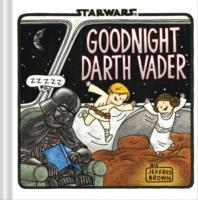Goodnight Darth Vader av Jeffrey Brown (Innbundet)