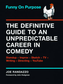 Funny on Purpose av Joe Randazzo (Heftet)