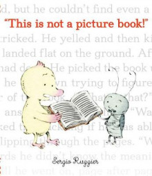 This is Not a Picture Book av Sergio Ruzzier (Innbundet)