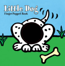 Little Dog: Finger Puppet Book av Klaartje Van Der Put, Image Books og Imagebooks (Pappbok)