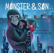 Monster & Son av David LaRochelle (Innbundet)