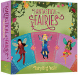 Omslag - Fantastical Fairies Fairy Ring Puzzle