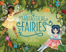 Fantastical Fairies Flash Cards av Chronicle Books (Dagbok)
