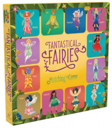 Fantastical Fairies Matching Game av Chronicle Books (Spill)