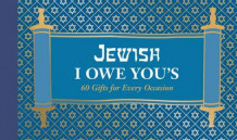 Jewish I Owe You's av Chronicle Books (Andre trykte artikler)