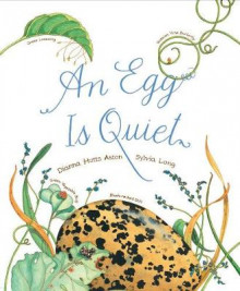 Egg Is Quiet av Dianna Aston (Heftet)
