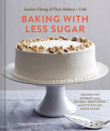 Omslag - Baking with Less Sugar