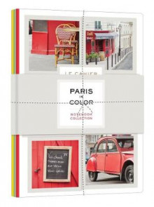Paris in Color Notebook Collection av Nichole Robertson (Kalender)
