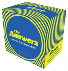 Answers av Amy Krouse Rosenthal (Spill)