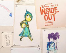 Art of Inside Out (Innbundet)