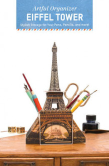 Artful Organizer: Eiffel Tower av Chronicle Books (Almanakk)