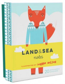 Land & Sea Notes av Donna Wilson (Undervisningskort)