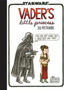 Vader's Little Princess Postcards av Jeffrey Brown (Kalender)