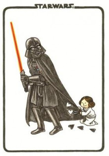 Vader's Little Princess Flexi Journal av Jeffrey Brown (Kalender)