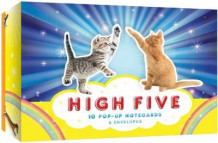 High Five! Notecards av Chronicle Books (Andre trykte artikler)