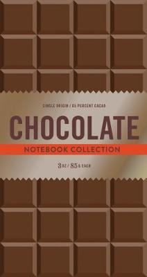 Chocolate Notebook Collection av Chronicle Books (Notatblokk)