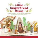 Omslag - The Little Gingerbread House