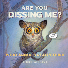 Are You Dissing Me? av Simon Winheld (Innbundet)