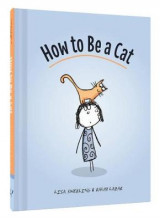 Omslag - How to be a Cat