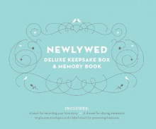 Newlywed Deluxe Keepsake Box and Memory Book av Chronicle Books (Eske)