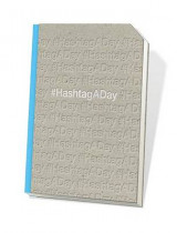 Omslag - #Hashtagaday Journal