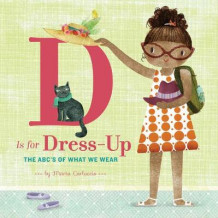 D is for Dress Up av Maria Carluccio (Innbundet)