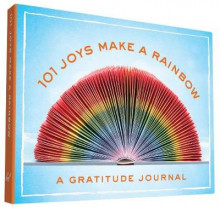101 Joys Make a Rainbow av Hannah Rogge (Minnebok)