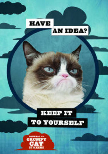 Grumpy Cat Flexi Journal with Stickers av Grumpy Cat (Notatblokk)