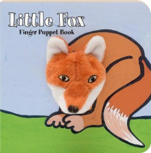 Little Fox av Chronicle Books (Eksperimentell innbinding)