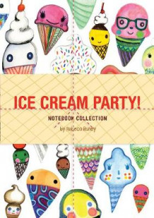 Ice Cream Party Notebook Collection (Notatblokk)